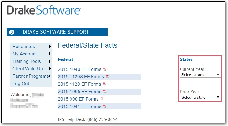 11192 State Business Packages Available For E File