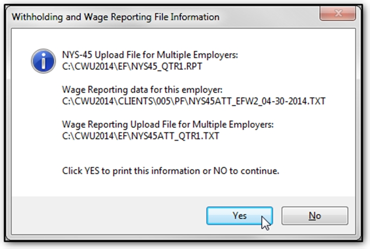 Cwu How To E File The Nys 45