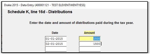 11686 1120s Distributions On K1