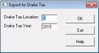 Tax Software: Drake Tax Software Support
