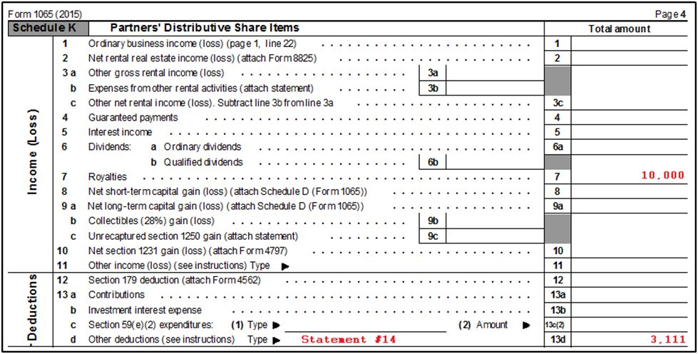Worksheet 1065 1065 estimate worksheet also 1065 income – Income Worksheet