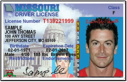 drivers license original issue date