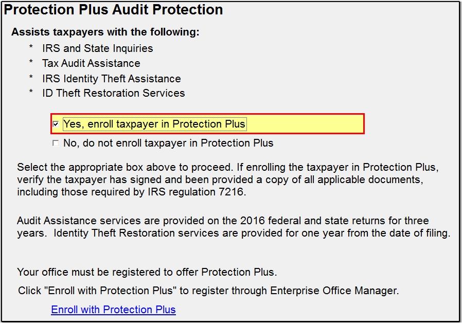 Protection Plus