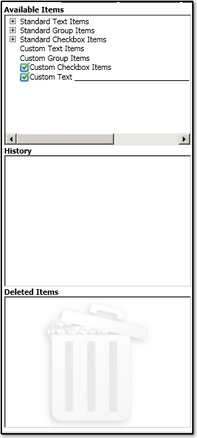 Organizers - Custom Pages